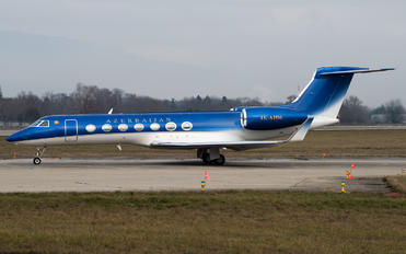 4K-AI06 - Azerbaijan - Government Gulfstream Aerospace G-V, G-V-SP, G500, G550