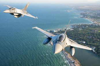 1611 - Romania - Air Force Lockheed Martin F-16B Block 20 MLU
