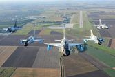 #3 Romania - Air Force Mikoyan-Gurevich MiG-21 LanceR C 6807 taken by liviu.dnistran