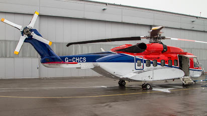 G-CHCS - CHC Scotia Sikorsky S-92
