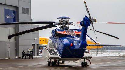 G-CHKI - Bristow Helicopters Sikorsky S-92A