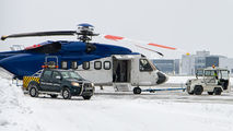 G-CHKI - Bristow Helicopters Sikorsky S-92A aircraft