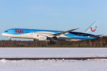 G-TUIM - TUI Airways Boeing 787-9 Dreamliner