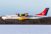 OY-LHB - Danish Air Transport ATR 72 (all models) aircraft