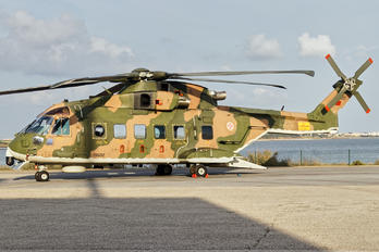 19602 - Portugal - Air Force Agusta Westland AW101 / EH-101 Merlin