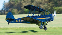G-AYCK - Private Stampe SV4 aircraft
