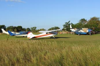 LV-FNY - Private Cessna 170
