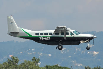 TG-NAT - Private Cessna 208B Grand Caravan