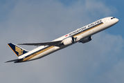 9V-SCE - Singapore Airlines Boeing 787-10 Dreamliner aircraft