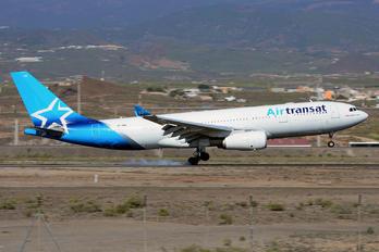 OY-VKK - Air Transat Airbus A330-200