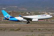 OY-VKK - Air Transat Airbus A330-200 aircraft