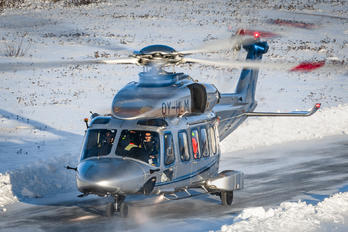 OY-HLM - Bel Air Aviation Agusta Westland AW189