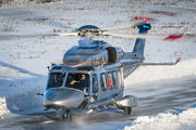 OY-HLM - Bel Air Aviation Agusta Westland AW189 aircraft
