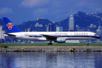 B-2822 - China Southern Airlines Boeing 757-200