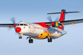 OY-LHB - Danish Air Transport ATR 72 (all models)