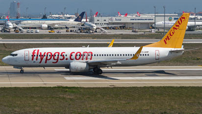 TC-ANP - Pegasus Boeing 737-800