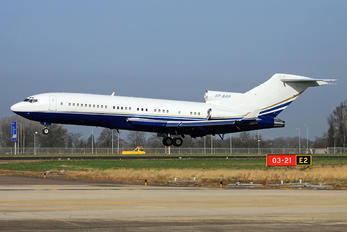 VP-BAP - Private Boeing 727-21