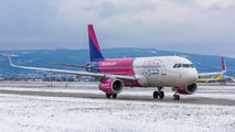 HA-LSA - Wizz Air Airbus A320 aircraft