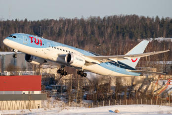 G-TUID - TUI Airways Boeing 787-8 Dreamliner