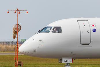 JA246J - J-Air Embraer ERJ-190 (190-100)