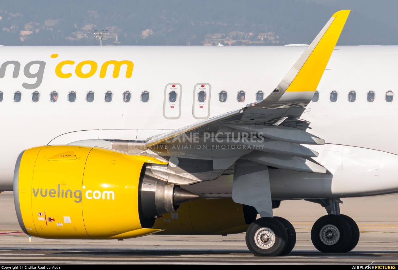 Vueling Airlines EC-NAZ aircraft at Barcelona - El Prat