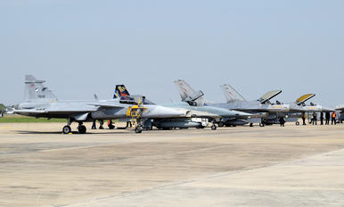 70112 - Thailand - Air Force SAAB JAS 39C Gripen