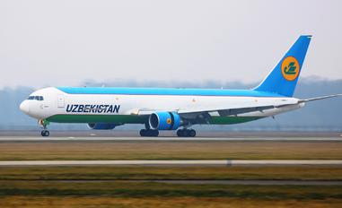 UK-67002 - Uzbekistan Airways Boeing 767-300