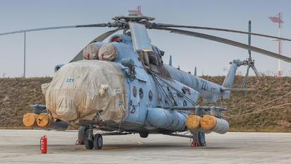 221 - Croatia - Air Force Mil Mi-171