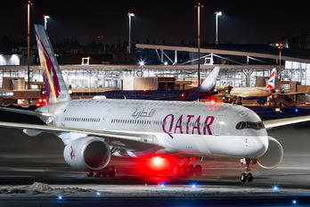 A7-ALT - Qatar Airways Airbus A350-900