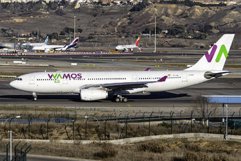 EC-LNH - Wamos Air Airbus A330-200