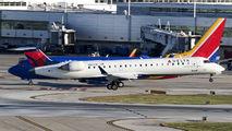 N607SK - Delta Air Lines Bombardier CRJ-700  aircraft