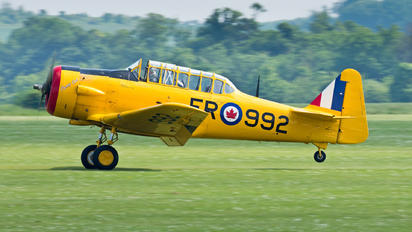 G-BDAM - Private North American Harvard/Texan (AT-6, 16, SNJ series)