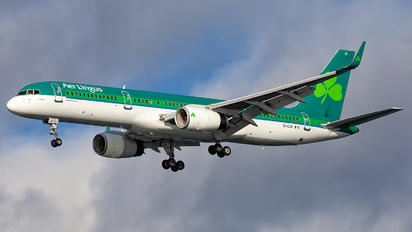EI-CJX - Aer Lingus Boeing 757-200