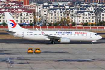 B-5475 - China Eastern Airlines Boeing 737-800
