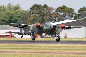 ZK-BCV - Royal Air Force de Havilland DH. 98 Mosquito FB Mk VI