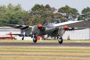 ZK-BCV - Royal Air Force de Havilland DH. 98 Mosquito FB Mk VI aircraft