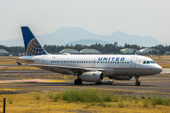 N822UA - United Airlines Airbus A319