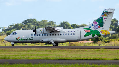 F-OIXH - Air Antilles Express ATR 72 (all models)