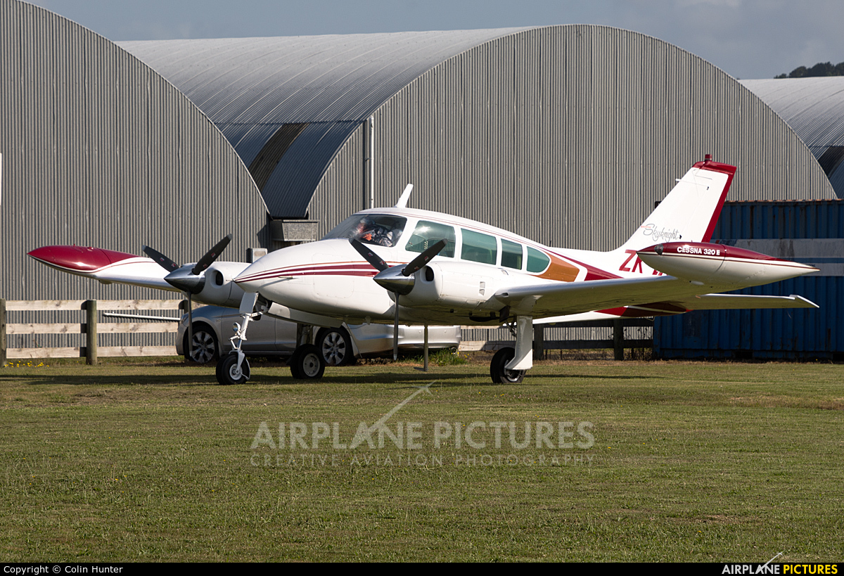 Private ZK-EGN aircraft at Ardmore