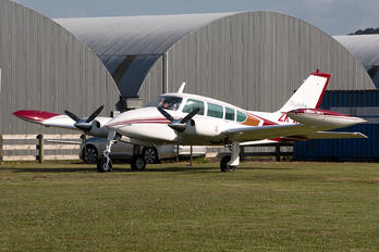 ZK-EGN - Private Cessna 320 Skyknight