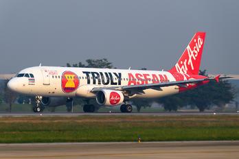 HS-ABE - AirAsia (Thailand) Airbus A320