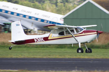 ZK-KMK - Private Cessna 180 Skywagon (all models)