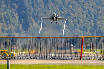 J-50** - Switzerland - Air Force McDonnell Douglas F/A-18C Hornet