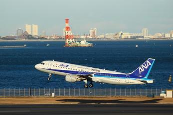 JA8997 - ANA - All Nippon Airways Airbus A320