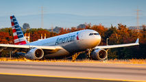 N285AY - American Airlines Airbus A330-200 aircraft