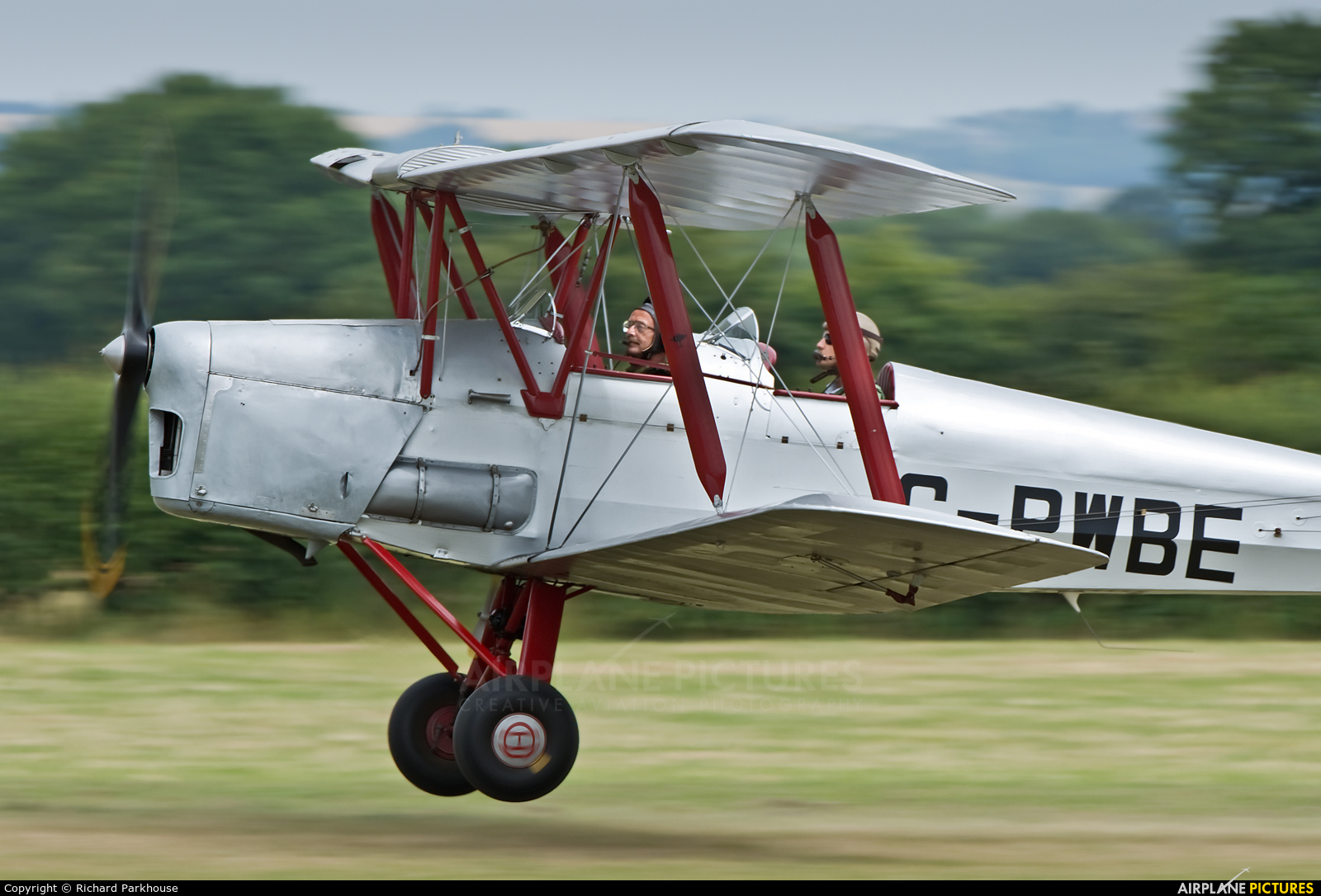 Private G-PWBE aircraft at Lashenden / Headcorn