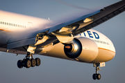 N2644U - United Airlines Boeing 777-300ER aircraft