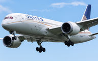 N26909 - United Airlines Boeing 787-8 Dreamliner aircraft