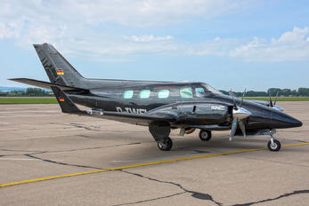 D-IWEL - Private Beechcraft 60 Duke