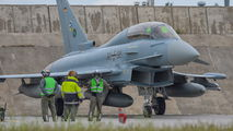 30+95 - Germany - Air Force Eurofighter Typhoon T aircraft